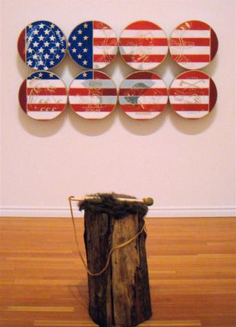 Symbolic Identity #2 Installation