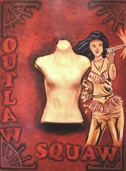 Outlaw Squaw