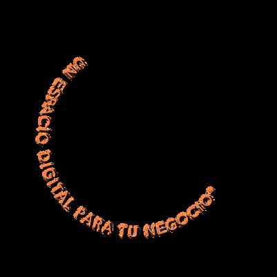 Letras Naranjas logo verde inverso.png