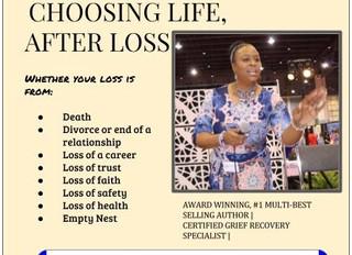 Healthy Grief, Unhealthy Grief