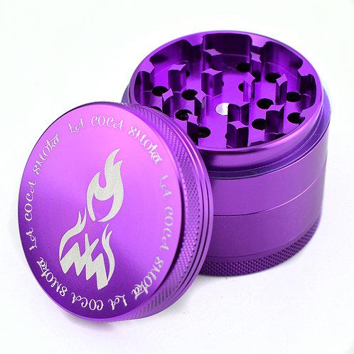 """Purple Discharge"" Super-grinder"