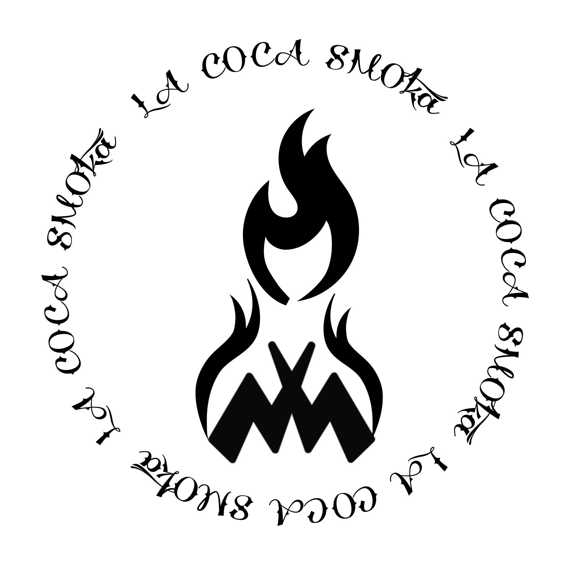 LaCocaSmoka Logo