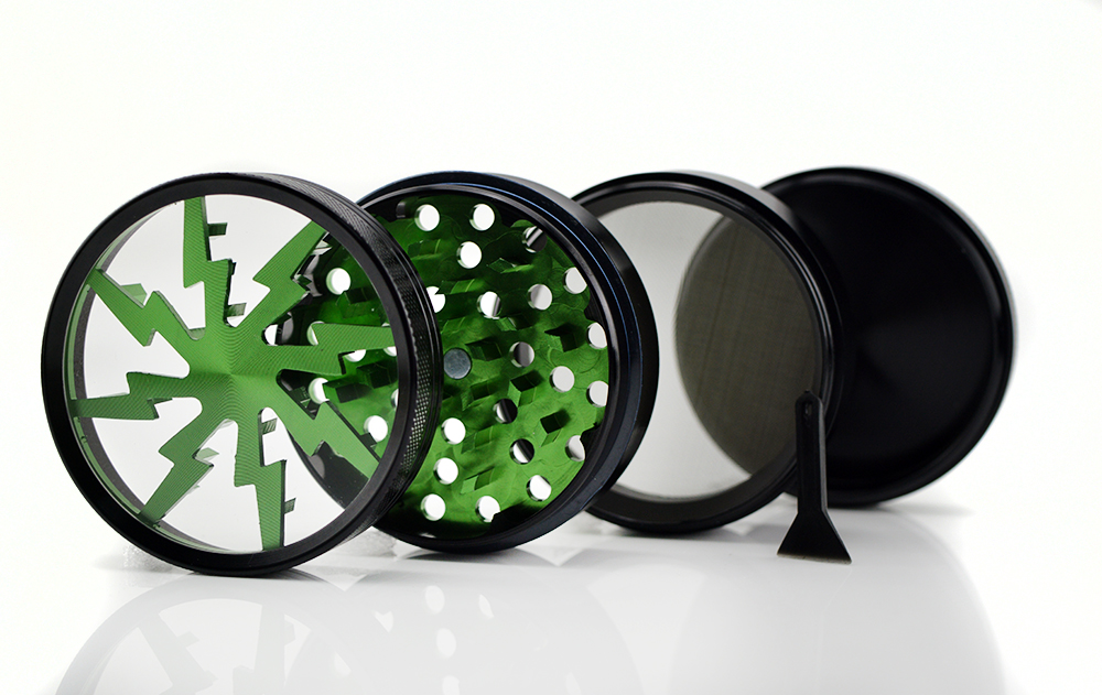green 4parts grinder