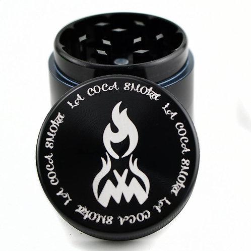 """""""Pitch Black"""" Nano-grinder"""