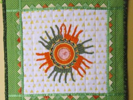 Woven, Beaded, and Happy by Cheryl Conne
