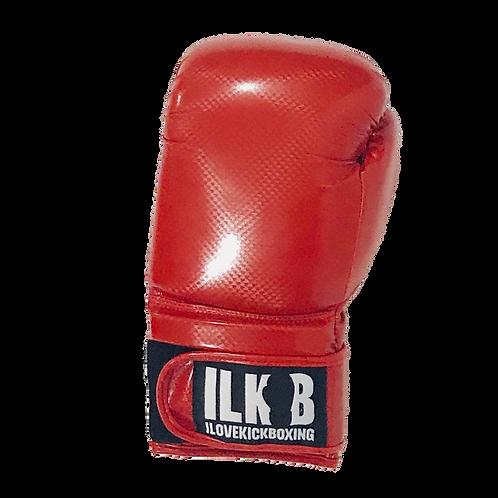 Carbon Strike Gloves- Red