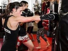 Kickboxing Class - In Studio