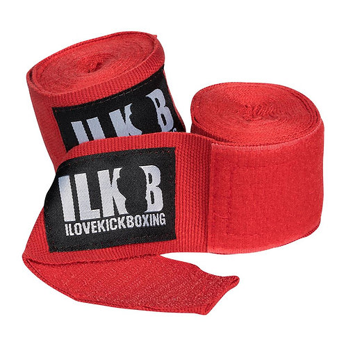 Red Hand Wraps