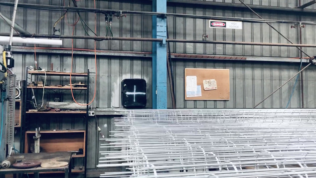 Dust Filtration Cage Manufacturing