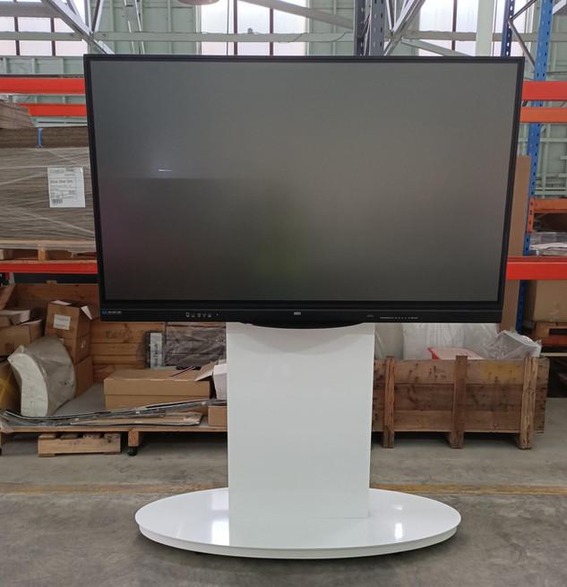 Toyota Dealer TV Stand
