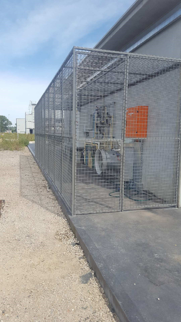 Wire Cage Unit for Fire and Rescue NSW