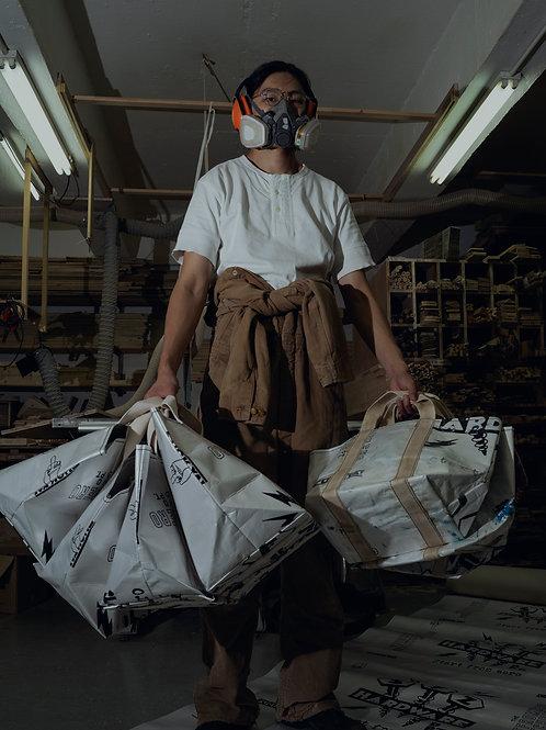 SFZ Heavy Duty Mat Tote Bag