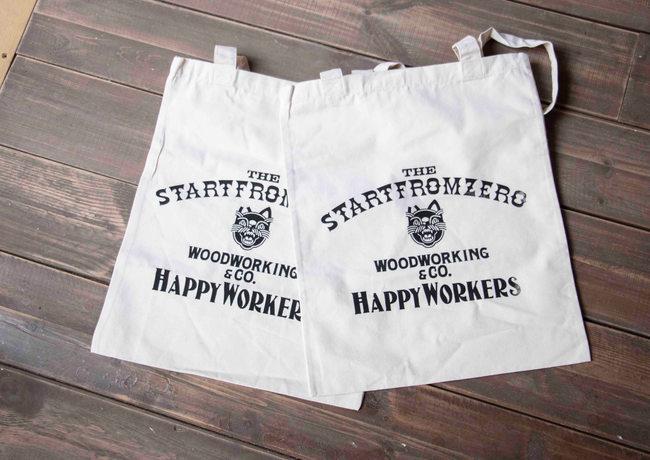Happy Worker Totebag