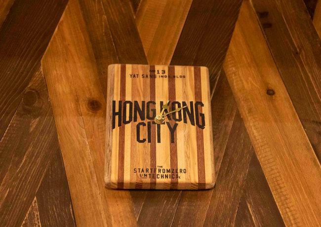 Hong Kong City Clock