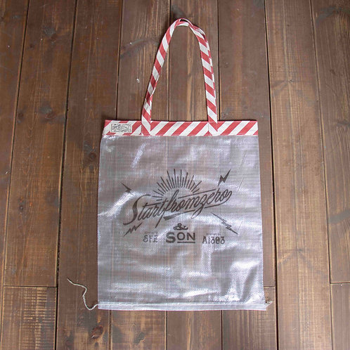 S.F.Z Transparent Shopping Bag