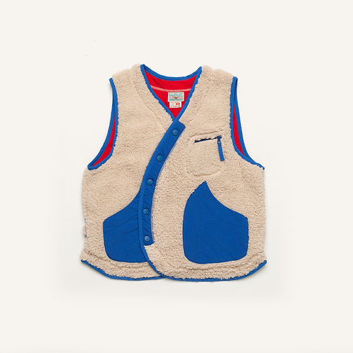 S.F.Z Pata Fleece Outdoor DB Vest