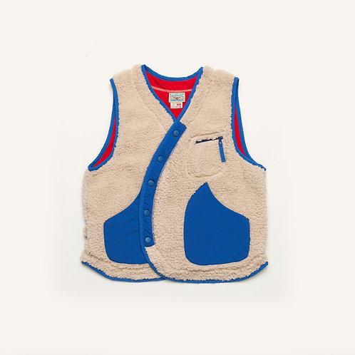 S.F.Z Pata Fleece Outdoor DB Vest