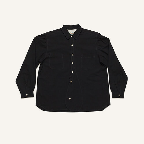 S.F.Z Loose Fit Officer Shirt Jacket