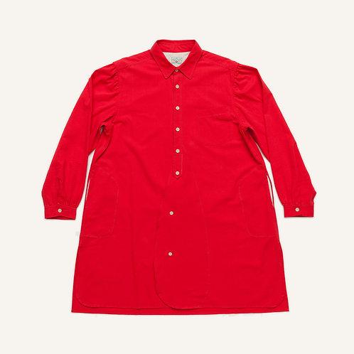 S.F.Z Loose Fit Officer Long Shirt Dress