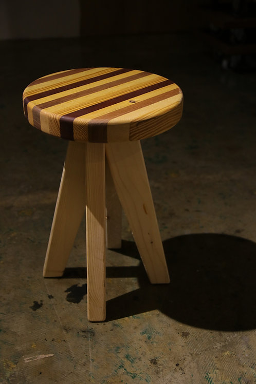 2020 PATTERN BISCUIT STOOL