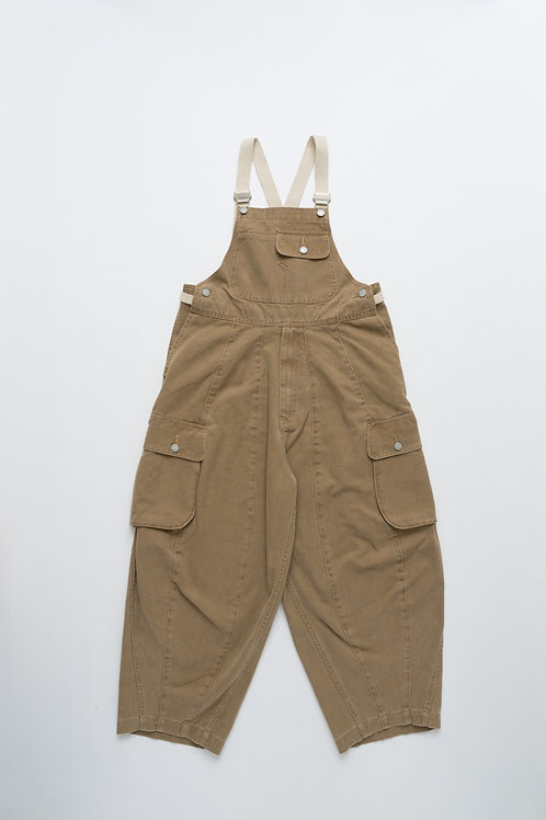 Multifunction Low-back Dungarees