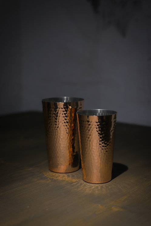 COPPER 100 TALL CUP-SMALL