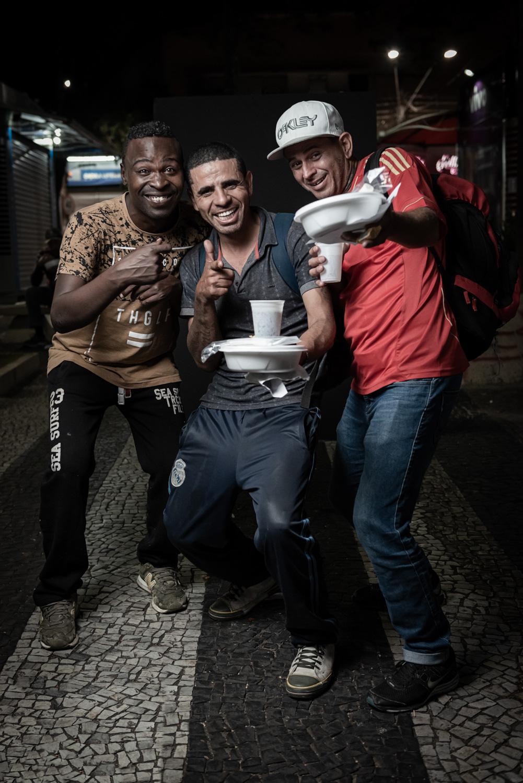 Anderson, Nilson, Donizete