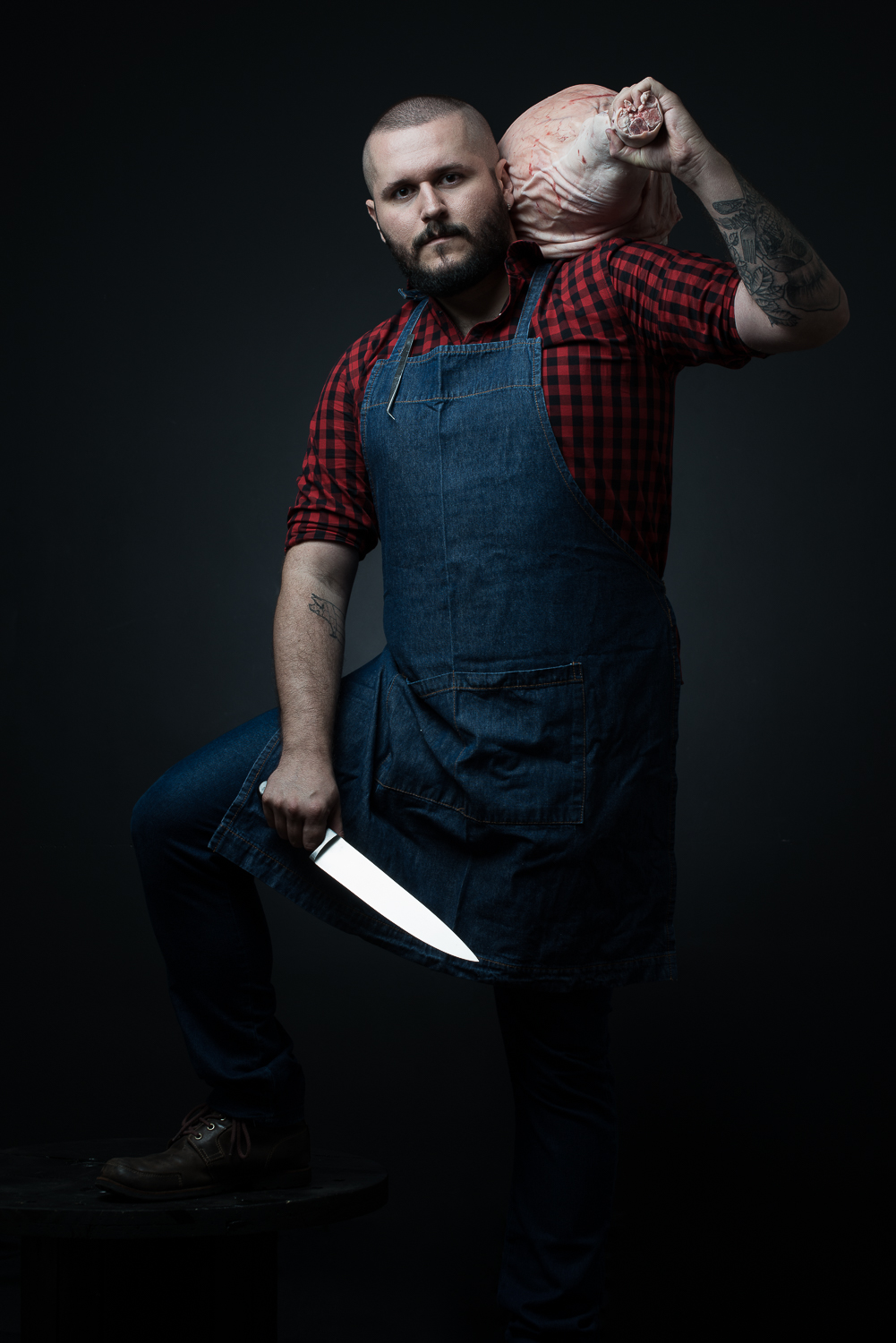 Chef Juliano Albano