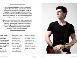 Lucas Bittencourt - Revista Guitarload