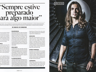 Kiko Loureiro - Revista VIP