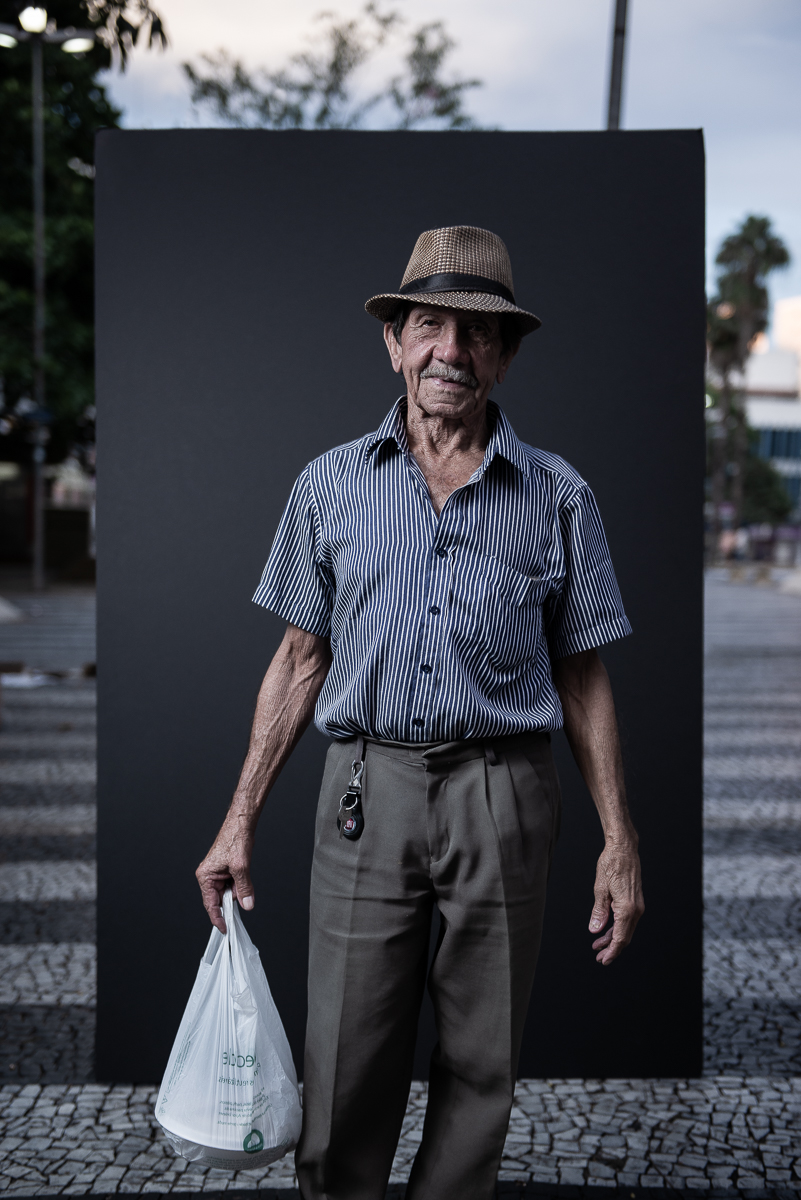 Retrato no Prato
