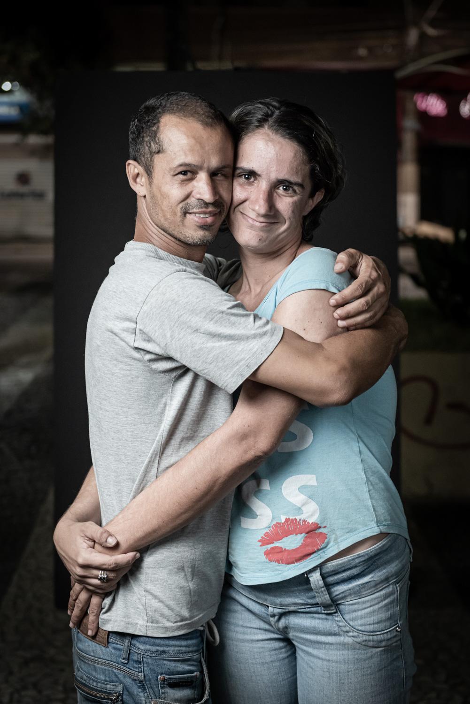Viviane e Ricardo