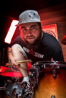 Stephan natal para Red Six Drum Gear
