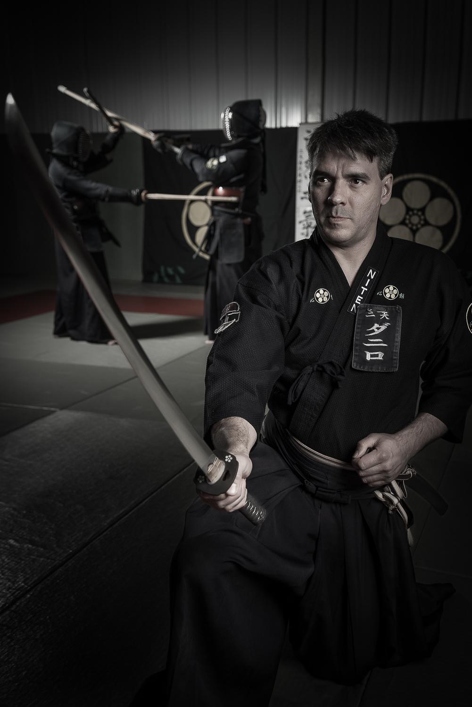 Samurais - Kenjutsu