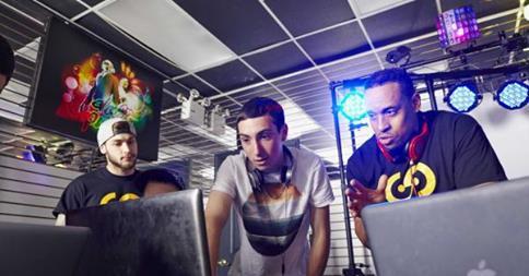 Stony Brook School DJ Academy