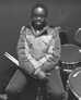 Student Spotlight: Isiah O. on Drums