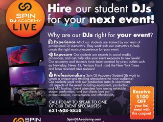 Spin DJ Live Program