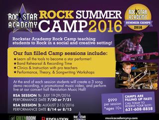 2016 Summer Camp Registration