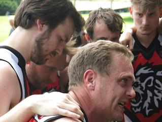 AFLG 2014: Round 3 - Lions win against the Stuttgart Emus