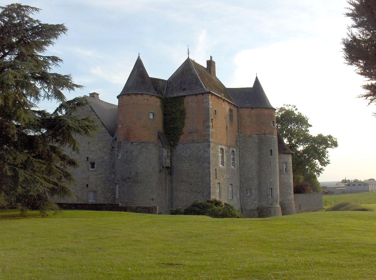 Le Château de Fosteau