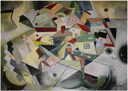 Cubist Home