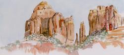 Sedona sketch 3