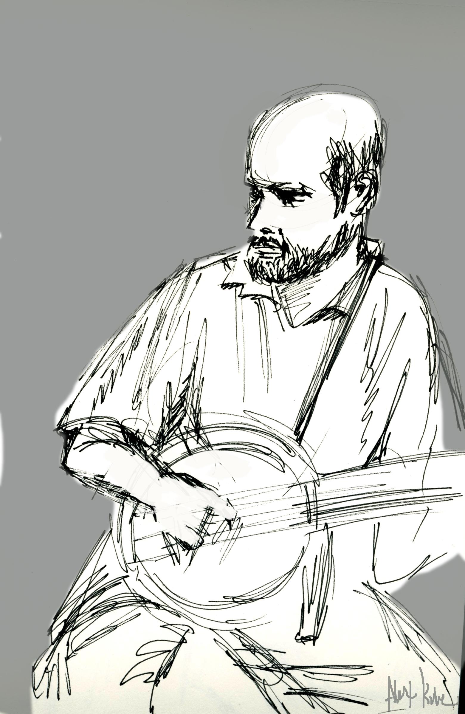 Shane Burrows