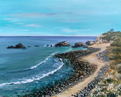 Leo Carrillo beach
