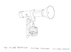modified flashlight