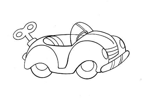 Wind Up Car