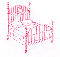 Rough,bed
