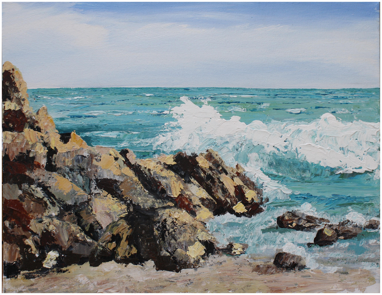 Malibu Seascape