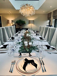 Tablescapes, A Copper Christmas
