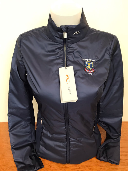 Ladies Kjus Radiation Jacket - Navy